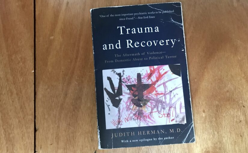 Book: Trauma and Recovery