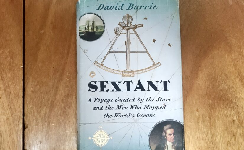Book Review: Sextant – David Barrie